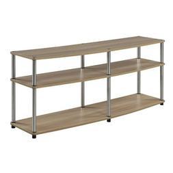 Convenience Concepts 131060LO Designs2Go 3-Tier TV Stand, 60