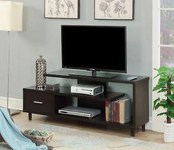Convenience Concepts 151750ES Seal Ii 60 In. Tv Stand Espres