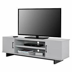 """1868412COM Southlander TV Stand, Dove Gray Dove Gray 65"""" TV"""
