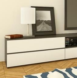 2-Drawers Eco-Friendly TV Stand