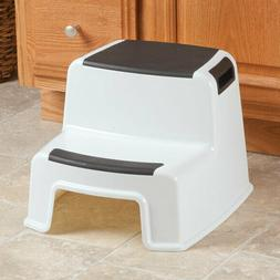 Awesome Plastic 2 Step Stool Tv Stand Lamtechconsult Wood Chair Design Ideas Lamtechconsultcom