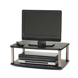 Fast Furnishings 2-Tier Swivel TV Stand / TV Turntable Swive