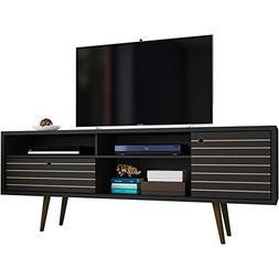 Manhattan Comfort 202AMC8 Liberty Mid-Century Modern Tv Stan