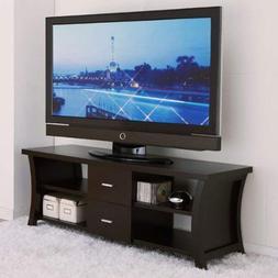 247SHOPATHOME IDI-13652 Television-Stands, Cappuccino