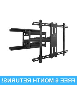 "KANTO 37"" - 75"" FULL MOTION TV MOUNT FLAT PANEL ADJUSTABLE H"
