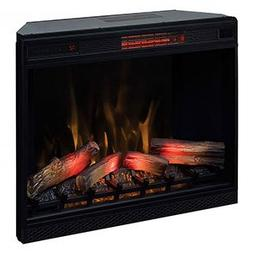 3d infrared quartz electric fireplace