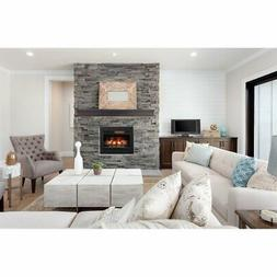 "ClassicFlame 26"" 3D Infrared Quartz Electric Fireplace Inser"