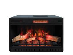 Classic Flame 3D Infrared Quartz Electric Fireplace Insert P