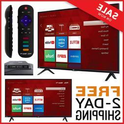 TCL 40 Inch 1080p HD Smart LED Roku TV 2019 49 Inch 40S325 w