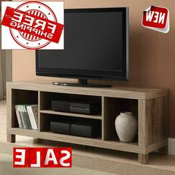 42 INCH TV STAND STORAGE TABLE Entertainment Furniture Home