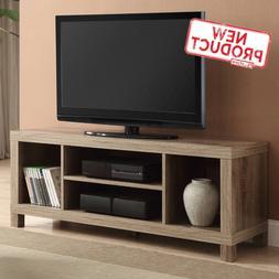 """42"""" TV Stand Storage Shelf Home Entertainment Center Media C"""