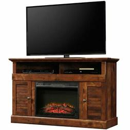 Sauder 422993 Barrister Lane Media Fireplace Entertainment C