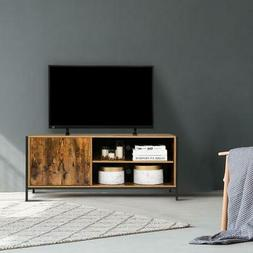 TV Stand Entertainment Center Console Media Display Storage
