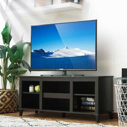 45'' TV Stand 6 Shelves Cabinet Entertainment Center Media S