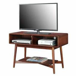 "Pemberly Row 46"" TV Stand in Mahogany"