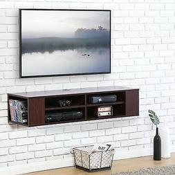 "Fitueyes 47.2""Wall Mount Entertainment Media Center TV stand"