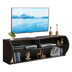 """48.5"""" Wall Mounted Audio/Video TV Stands Console Living Room"""