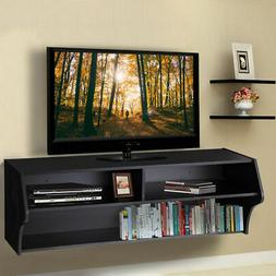 "48.5"" Wall Mounted Audio/Video TV Stands Console Living Room"