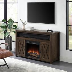 """48"""" Corin TV Stand Console Electric Fireplace W/ Remote Cont"""