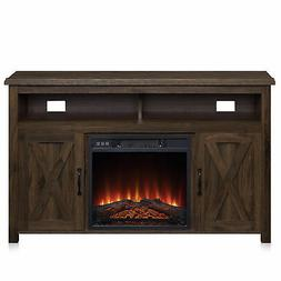 48 corin tv stand console electric fireplace