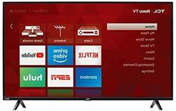 TCL 49S325 49 Inch 1080p Smart Roku LED TV  Includes Remote