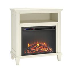 Altra Furniture 5032096COM Ellington 32 Tv Stand With Firepl