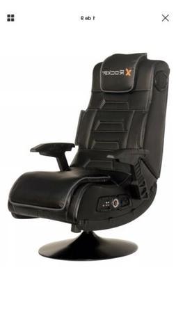 X Rocker 51396 Pro Series Pedestal 2.1 Video Gaming Chair, W