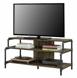 """Ameriwood Home Carter TV Stand for TVs up to 55"""", Rustic"""
