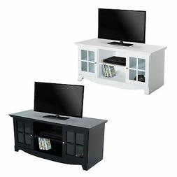 "56"" TV Stand Unit Cabinet Entertainment Media Center Console"