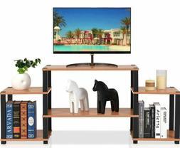 57-Inch TV Stand For Modern Living Room Entertainment Center