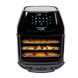 TriStar 6 Quart Power Air Fryer Oven - Black