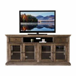 75 tv stand in brown