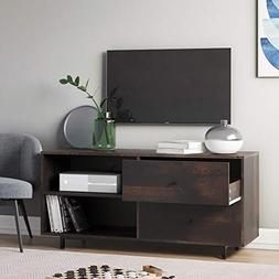Nathan James 79902 Tora TV Stand Media Wooden Console Oak Fi
