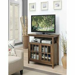 Convenience Concepts 8066070DFTW Big Sur TV Stand Highboy,