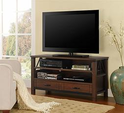 "Ameriwood Home Buchannan Ridge TV Stand for TVs up to 50"" Wi"