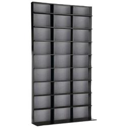 Atlantic Elite Media Storage Cabinet - Large Tower, Stores 6