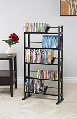 Atlantic Element Media Storage Rack - Holds up to 230 CDs or