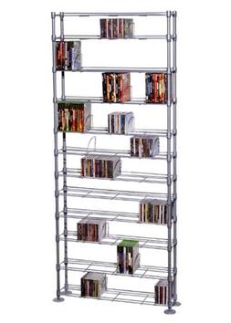 Atlantic Maxsteel 12 Tier Shelving - Heavy Gauge Steel Wire