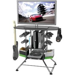"Atlantic Centipede Game Storage TV-Stand - 37"" TV Stand, Dur"