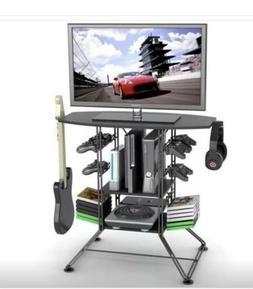 "Atlantic Centipede Game Storage TV-Stand - 37"" TV Stand, Dur"