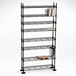 Atlantic Maxsteel 8 Tier Shelving - Heavy Gauge Steel Wire S