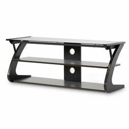 Baxton Studio AA-TV-10 Studio Sculpten Modern TV Stand with