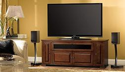 Bell'O PR33 Espresso Finished Audio Video Cabinet for 32-65
