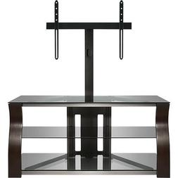 Bell'O - Triple Play TV Stand for Most Flat-Panel TVs Up to