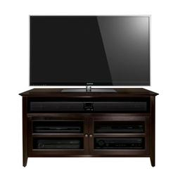"""Bell'O WAVS99144 44"""" TV Stand for TVs up to 46"""", Dark Espres"""