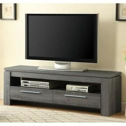 Coaster Home Furnishings 2-Drawer TV Console Weathered Grey