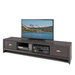 CorLiving TLK-872-B Lakewood TV Bench, Modern Wenge