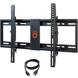 ECHOGEAR Tilting TV Wall Mount with Low Profile Design for 3