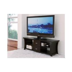 Furniture of America Danbury Modern 2-Drawer Cappaccino TV C