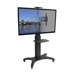 Kanto MTMA70PL Mobile TV Stand for 40-70 inch Flat Screen Di